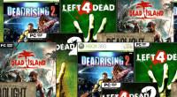 Gracze komputerowi i konsolowi już od dawna mogli spędzać wolny czas przy produkcjach nawiązujących do tematyki zombie.