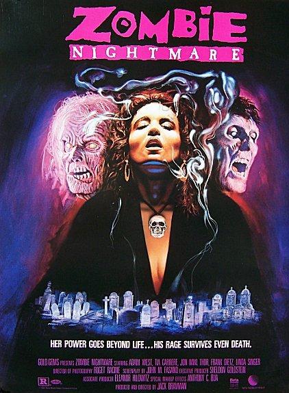 Plakat filmu Koszmar zombie