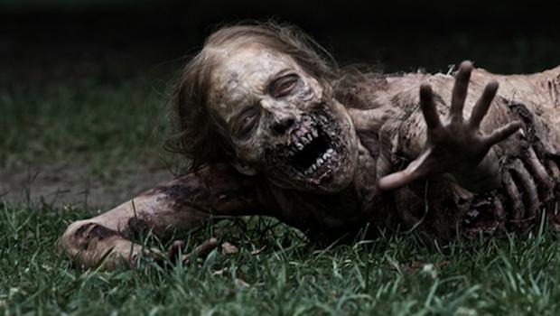 Zarażony-zombie