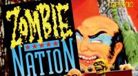 W 1990 roku na konsolę Nintendo Entertainment System wydana została gra komputerowa Zombie Nation (Abarenbou Tengu).