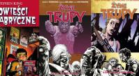 Tematyka zombie pojawia się w wielu komiksach, z których pierwsze ukazały się już w drugiej połowie XX wieku.